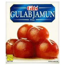Gits Gulab Jamun Mix 200g - 99p or 2 for £1.50 @ Tesco