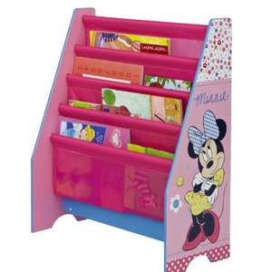 minnie mouse sling bookcase £28 Amazon