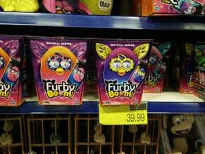 Furby Boom Crystal Edition - £39.99 at B&M