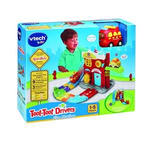 Toot toot fire station £18.75 @ Wilko