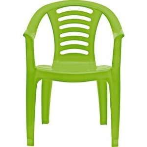 Chad Valley Childrens Plastic Chair - Green, now £2.79 @ Argos