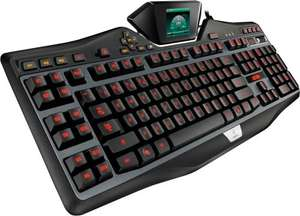 Logitech G19 Keyboard + Free Microsoft Mouse £85.99 Delivered @ Technoshack
