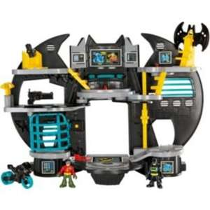 * Fisher-Price Imaginext Batcave - £10 off - £29.99 @ Argos