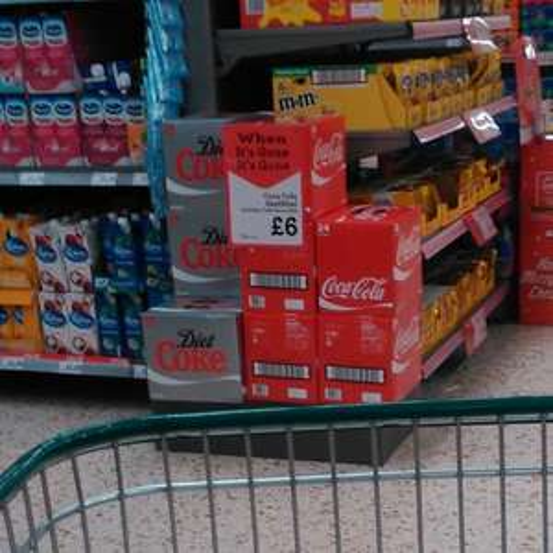 24 pack of coke £6 @ Morrisons