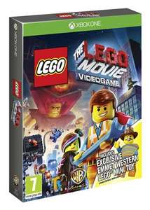 The LEGO Movie: Videogame Xbox One £21.73 @ Amazon