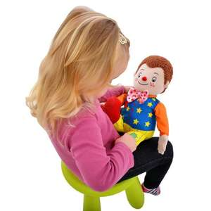 Head, Shoulders, Knees and Toes Mr Tumble Soft Toy RRP £30 Only £17.16 Delivered @ Amazon
