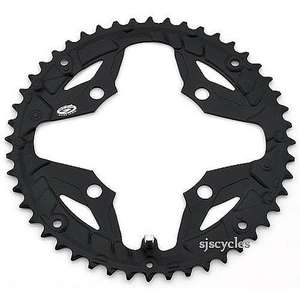 Shimano 4 hole outer chainring m431-8. £15 down to £10.99 delivered @ Fat Birds