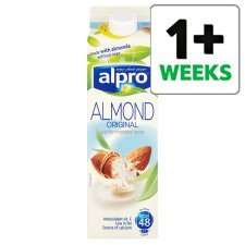 Alpro Almond Milk 1L £1 @ Tesco