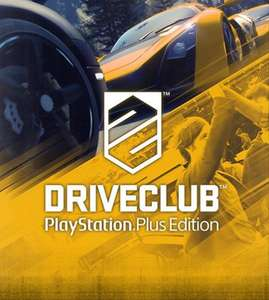 Drive Club playstation Plus edition full game upgrade £29.44 @ PSN / cdkeys