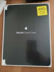 Apple iPad Air Smart Cover (black, red, sky blue available) @ Tesco (instore) - £8.75