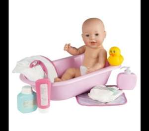 Tesco Emmi Baby and Bath set £15 instore but £11 online! Free Click and Collect