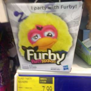 Furby Party Rockers £7.99 @B&M Instore