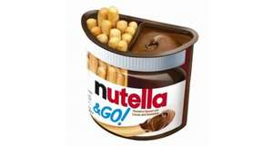48g Nutella & GO! 2 for £1 @ Morrisons instore