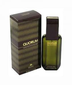 Quorum Eau de Toilette Spray 100 ml £4.95 Sold by UK Fragrance Deals and Fulfilled by Amazon.  (free delivery £10 spend/prime)