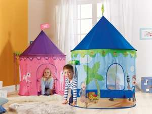 PLAYTIVE JUNIOR Play Tent £11.99 @ Lidl