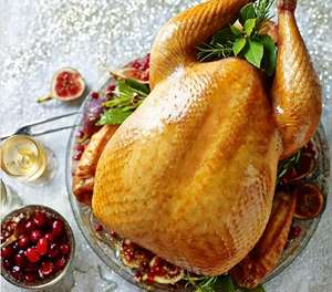 Christmas Food to Order  By 15/12 + Free bottle of wine or chocolates with orders of £70 or more before 10/11 @ Marks & Spencer