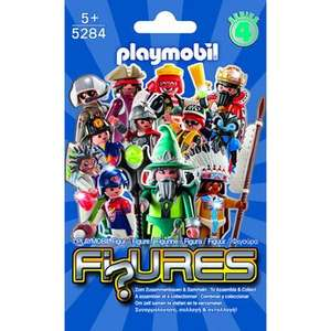 Playmobil figures blind bags - all series half price at 99p at Toys r US