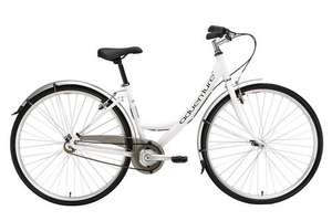 Adventure ladies' aluminium framed city bike £99.99 (half price) at UKbikesdepot.