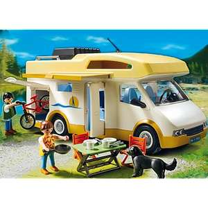 Asda playmobil camper van down to £10 instore (sold out online)