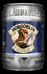 Hobgoblin mini cask £11.98 @ Costco