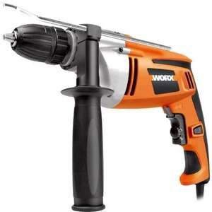Worx WX312 810W Hammer Drill BETTER THAN HALF PRICE ONLY £24.93 @ Homebase