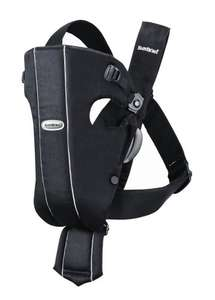 BabyBjorn Baby Carrier Original Black  WAS £64 NOW £32.49 @ Amazon