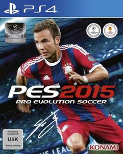 PES 2015 PS4 £34.99 @ Argos online only