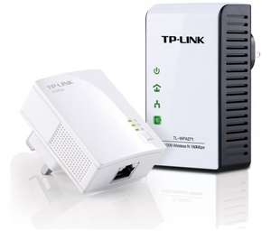 TP Link TL-WPA271 WIRELESS Powerline WiFi Extender  RIcher Sounds £19.95
