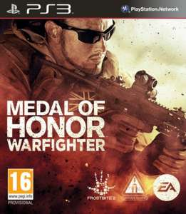 Medal of Honor: Warfighter (PS3) £3.00 @ Tesco Direct (with free delivery)