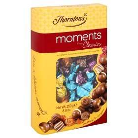 Thorntons 'Moments' Chocolates, 250g Box - Half Price - now £2 at Asda.