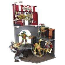 tmnt pop up play set anchovy alley £6 @ Tesco