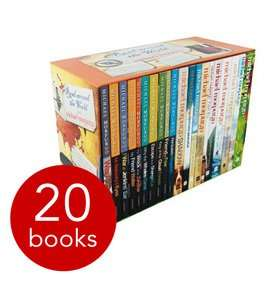 Michael Morpurgo Collection - 20 Books (Collection) £18.00 delivered @ The Book People
