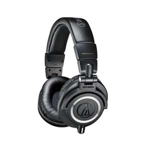 Audio-Technica ATH-M50X Studio Monitor Professional Headphones £114.99 @ Amazon