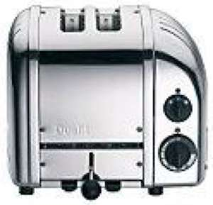 Dualit Newgen 2-Slice Toaster, Polished Stainless Steel £109.99 @ John Lewis