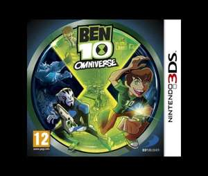 Ben 10: Omniverse (3DS) £4.00 @ Tesco Direct