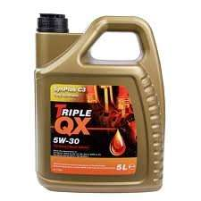 Engine Oil Triple QX 5W30 Low Saps C3 5ltrs £19.50 @ Euro Car Parts