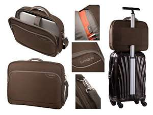 "Samsonite Monaco ICT Laptop Bag 14/18.4"" £9.99 @ The Range"