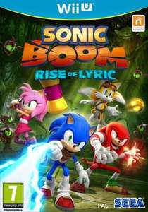 Sonic Boom: Ryse of the Lyric - £32.99 @ Zavvi (£29.69 with new customer code)