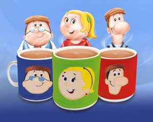 Free tea-riffic tetley folk mug cosy @ Tesco, Asda, Sainsbury's and Waitrose. 3 to collect.