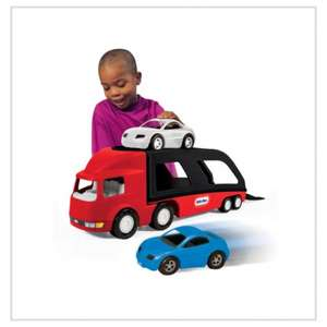 Little tikes large car carrier new design £20.99 at Argos