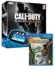 PS Vita (oled version Wifi) + 4gb card + call of duty and uncharted £149.99 @ Simply Games
