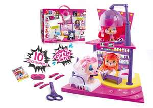 VIP pets beauty play set - less than half price now ONLY £9.99 + £3.99 delivery @ Big Red Warehouse