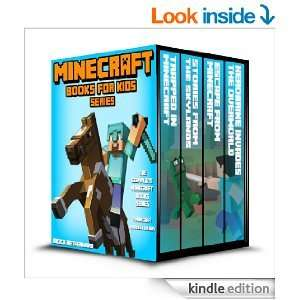 Minecraft Books for Kids: The Complete Minecraft Book Series (4 Minecraft Novels for Kids) [Kindle Edition]  And More  Minecraft Books  @ Amazon