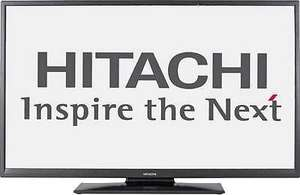 Hitachi 40HXC06U 40 Inch Full HD Freeview Led TV (B-Grade) £199.99 @ Argos Ebay