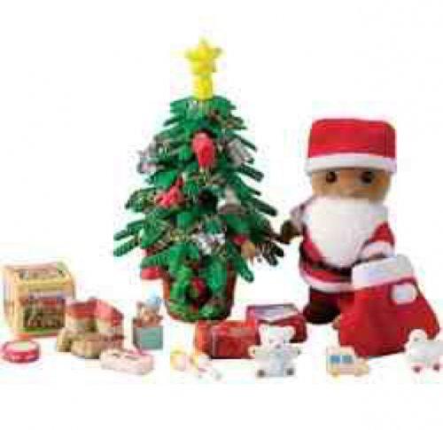 Sylvanian families Father Christmas set.£8.49 @ Toysrus