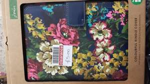 joules kindle cover £5.00 in boots clearance