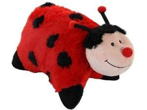 Pillow Pets Ladybird Cuddly £7.50 on Amazon (Free delivery £10 spend / Prime)