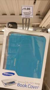 Official Samsung case for Galaxy Note 10.1 @ £11 Tesco, Durham