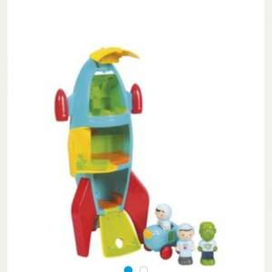 Carousel Toy Rocket @ Tesco £5