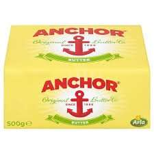 Anchor Butter 500g  (Big Block)  -  £2 at Asda